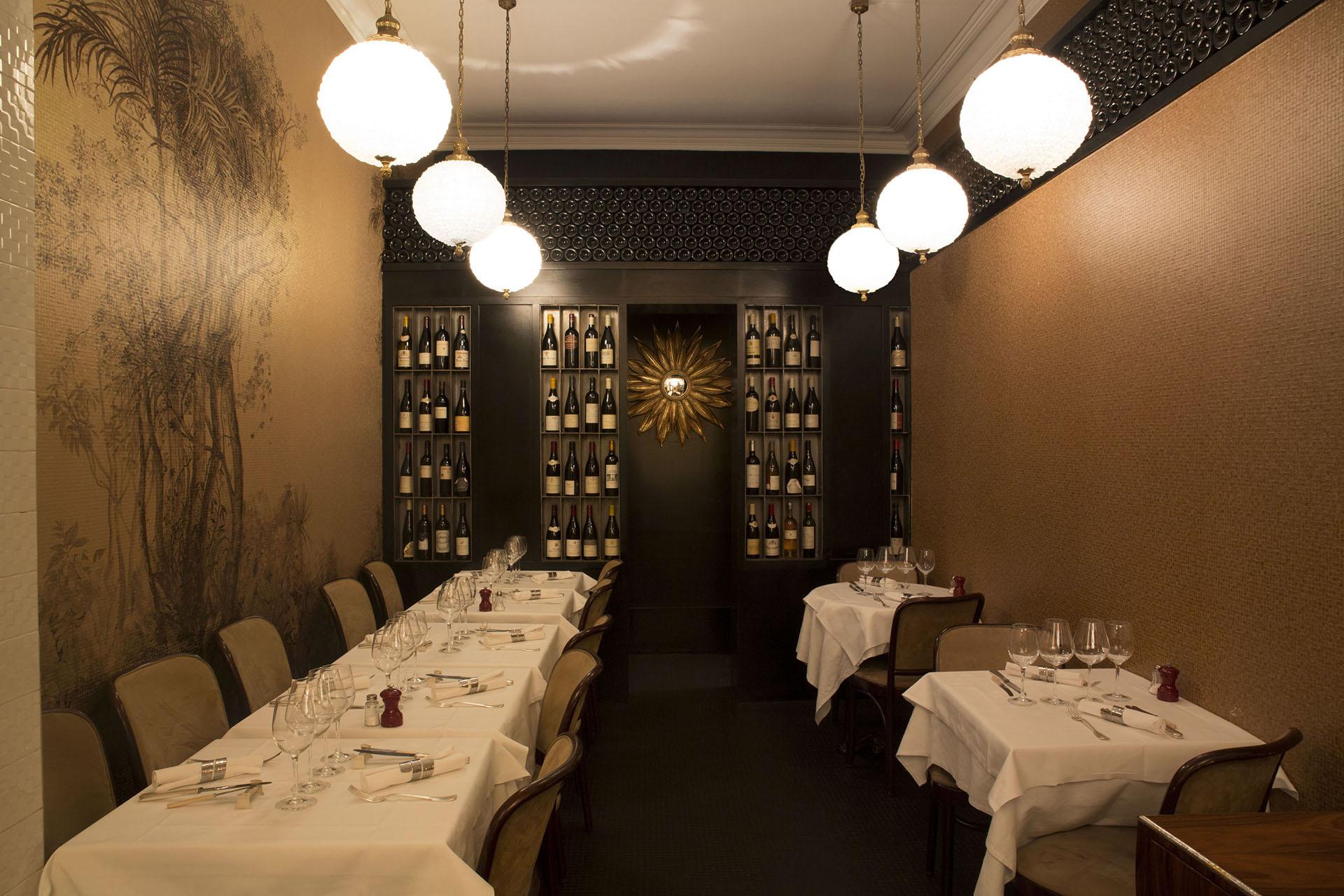 1 Bistro Volnay salle