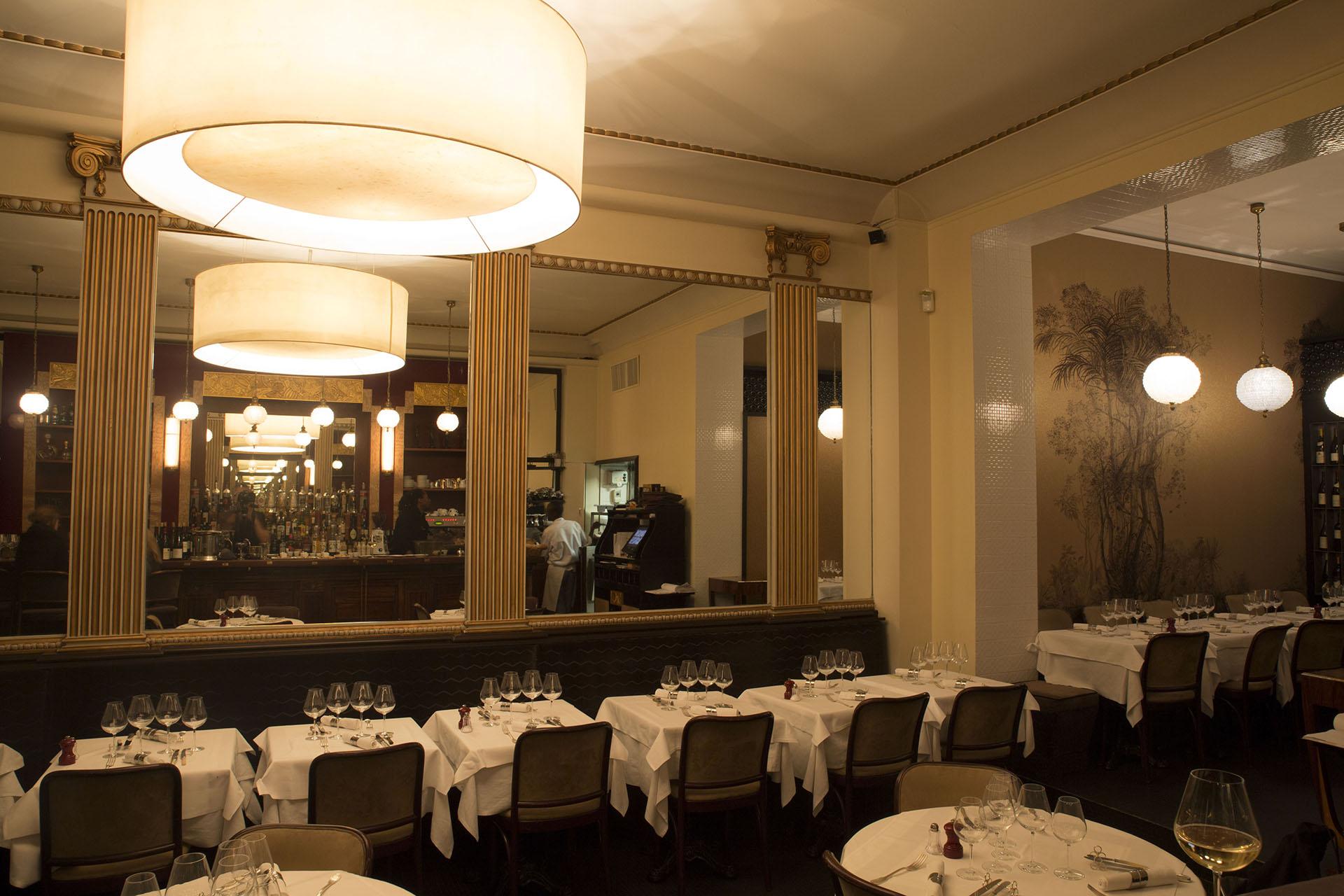2 Bistro Volnay salle