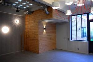 2 Bureaux Bordeaux extension bois