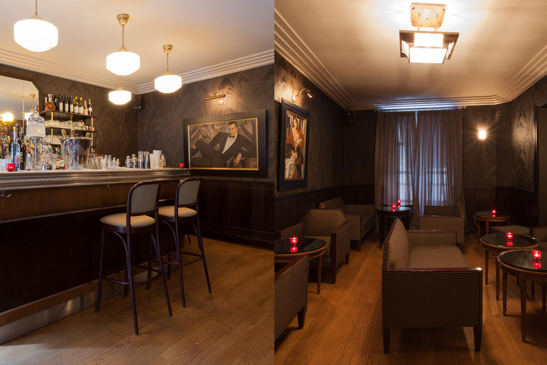 4 Les Jalles bar