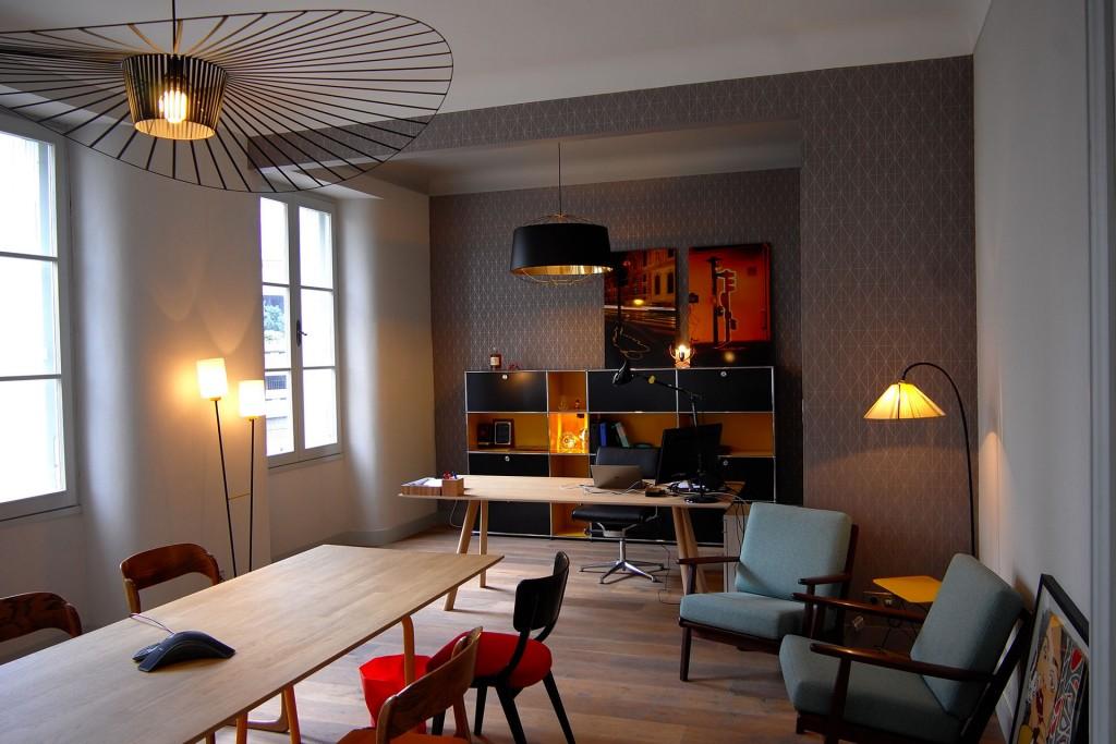 5 Bureaux Bordeaux bureau de direction