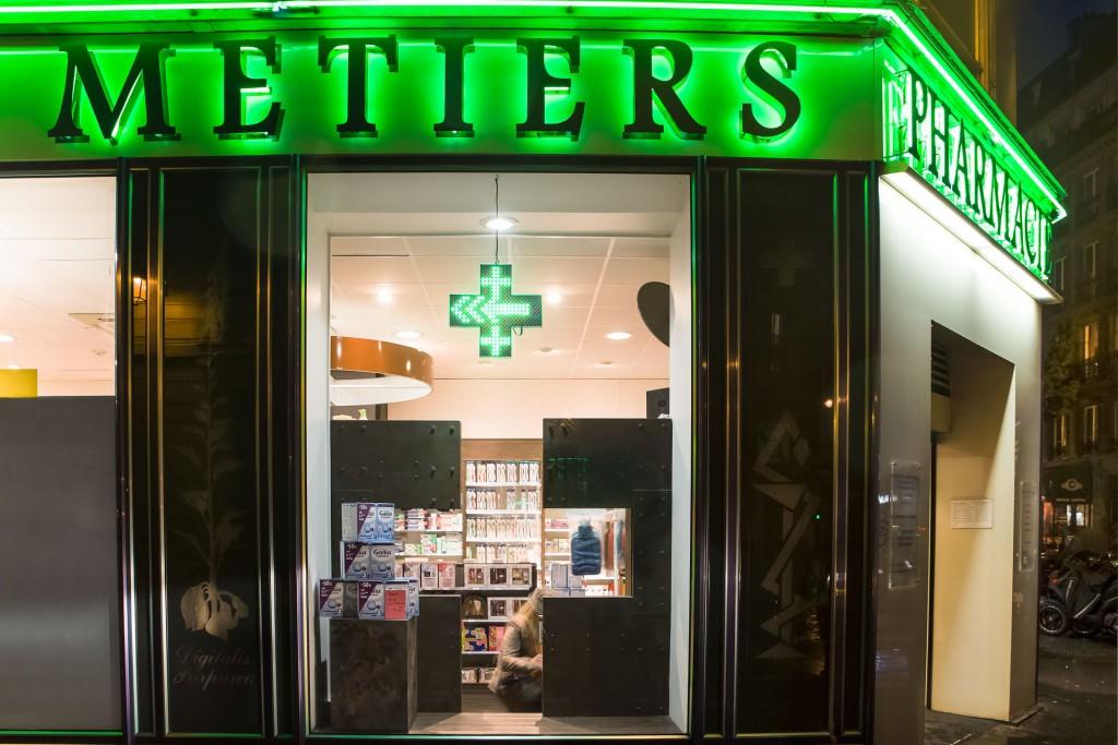 Pharmacie des Arts et Métiers