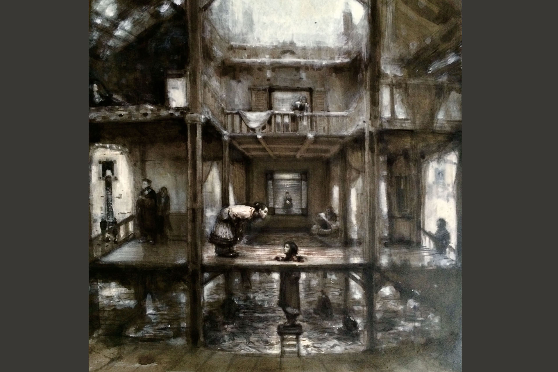 Edwins' House Andrew Gadd