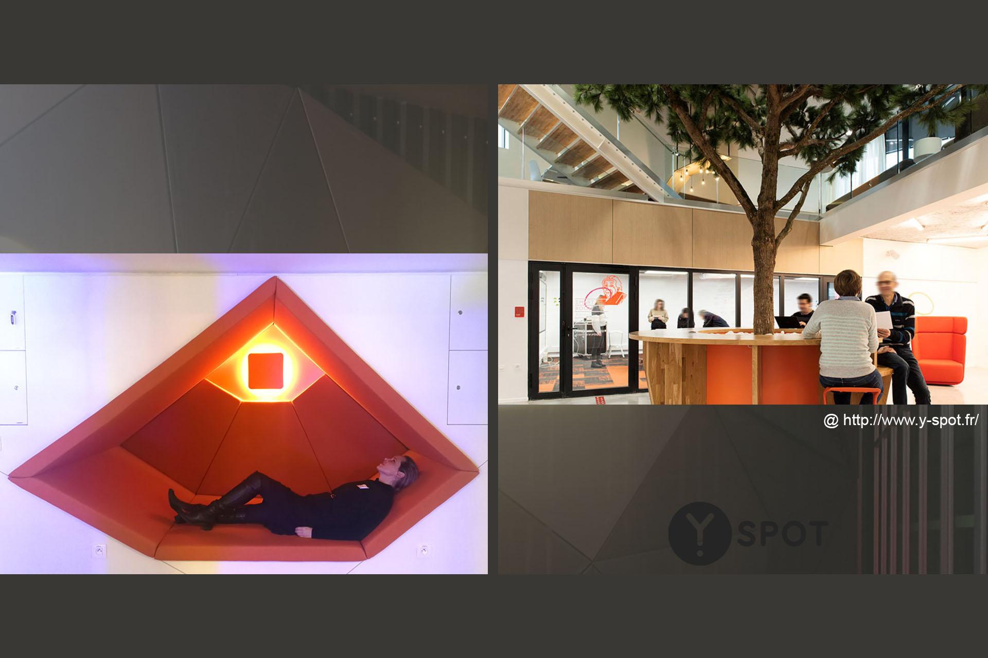 3 Y Spot Labs Isolation & Partage