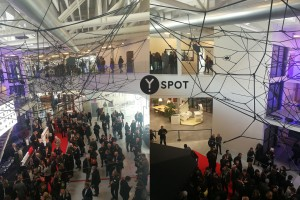 Y Spot Labs Opening