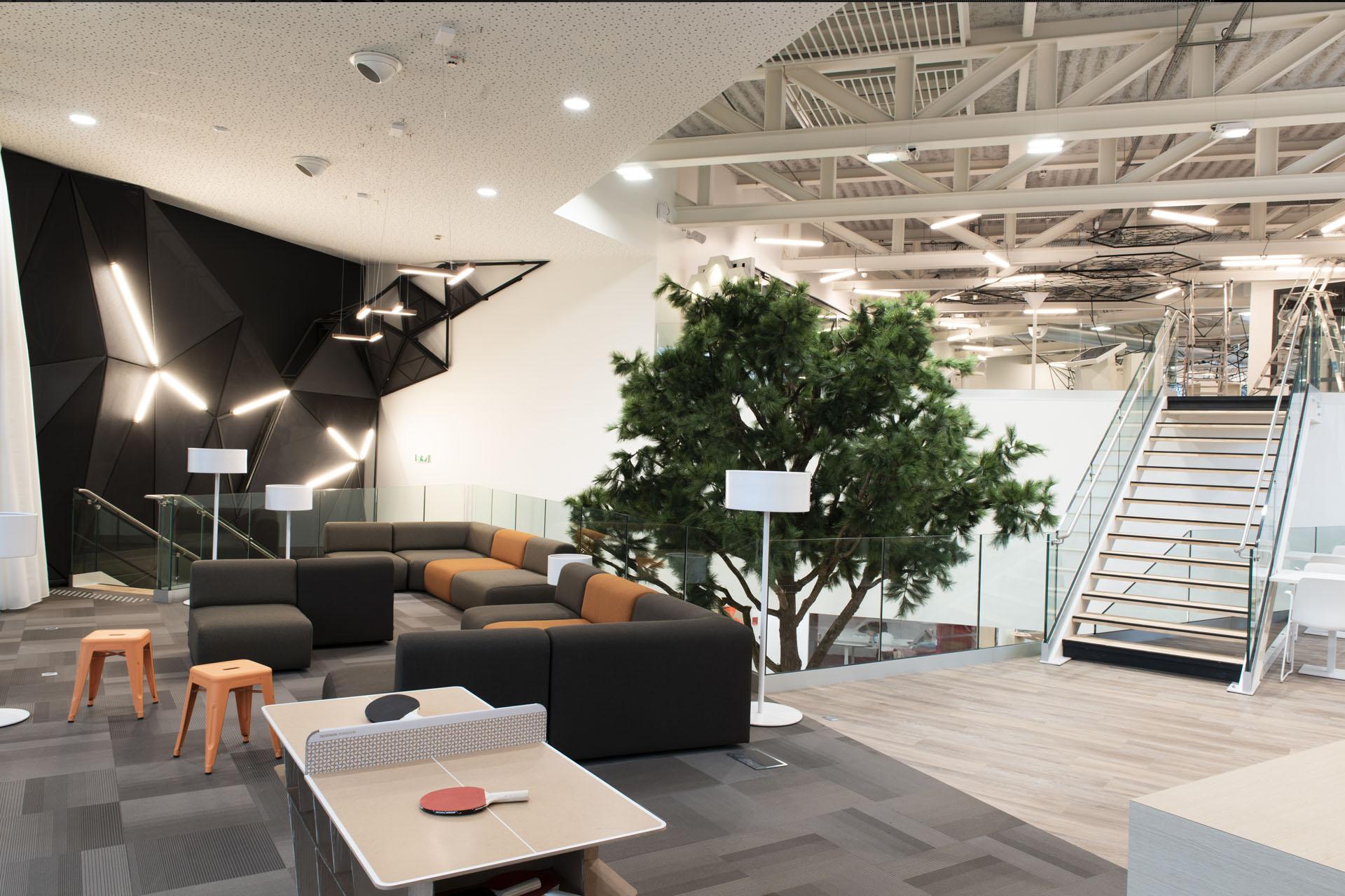 Y Spot Labs Convivialité Lounge 1
