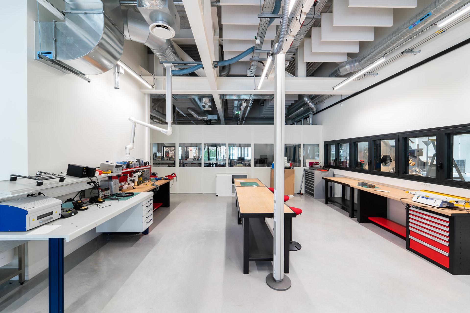 Y Spot Labs Espaces de travail Atelier