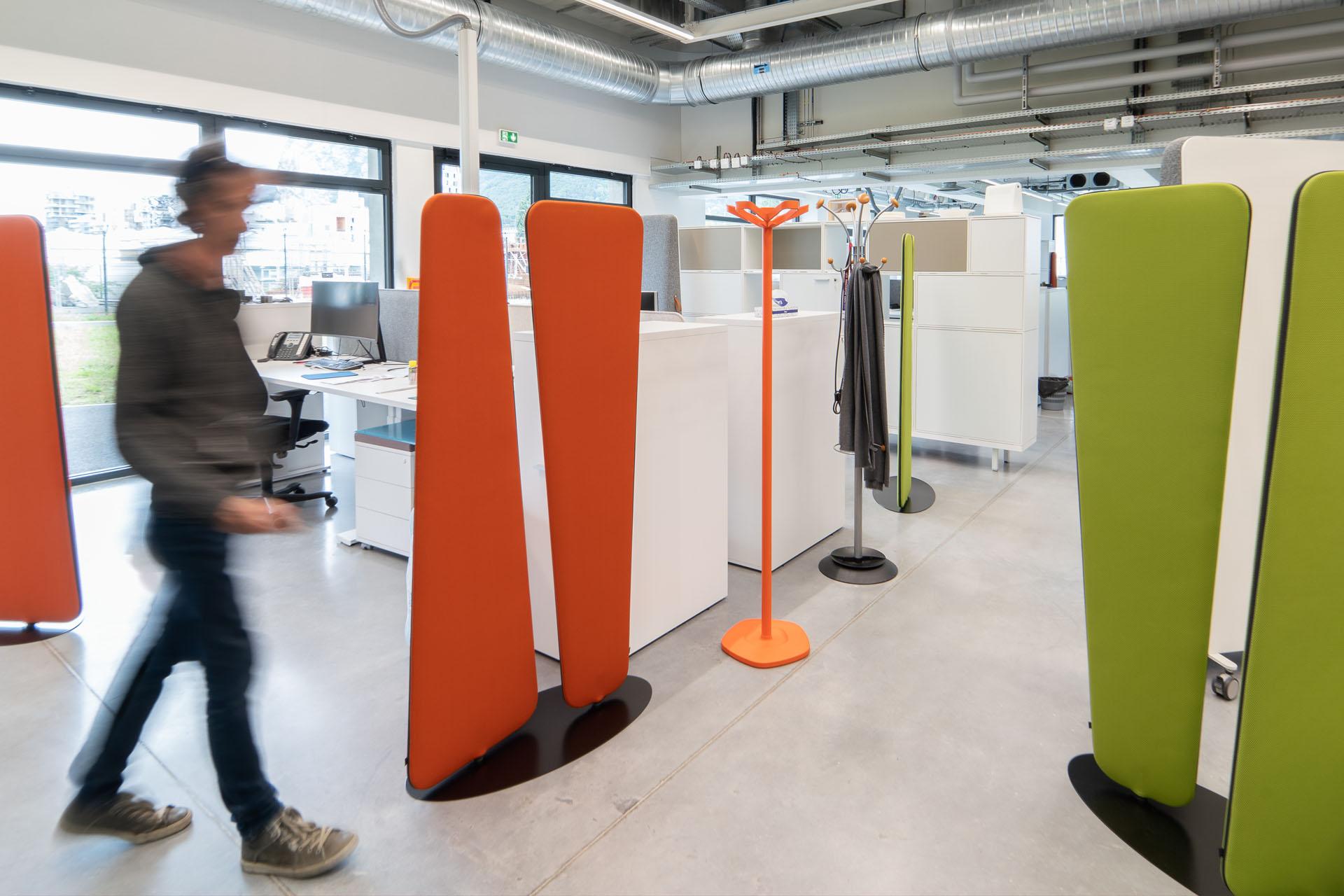 Y Spot Labs Espaces de travail Plateau projet